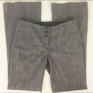 The Limited Brown Drew Fit Pant